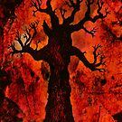 bloodoak by burningark