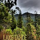 Spooner Summit (Lake Tahoe, Nevada) by Jared Manninen