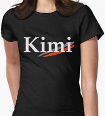 Kimi-West F1 Mclaren Women's Fitted T-Shirt