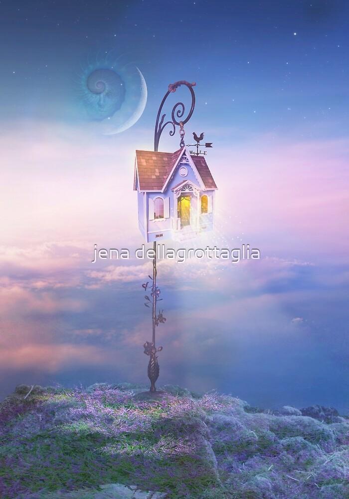 no place like home by jena dellagrottaglia