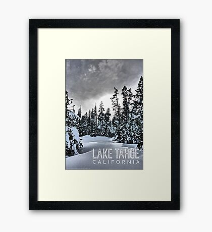Washoe Meadows State Park Framed Print