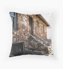 Montelle Winery Augusta, MO  Throw Pillow