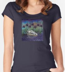 Lady of the Lake Fitted Scoop T-Shirt