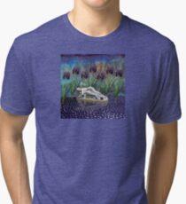 Lady of the Lake Tri-blend T-Shirt