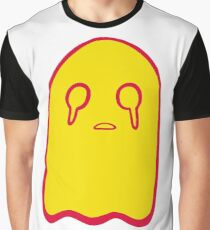 Sad ghost Graphic T-Shirt