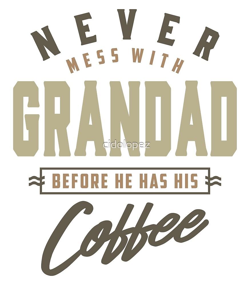 Grandad Coffee by cidolopez