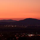 Local red sky by Picfreek