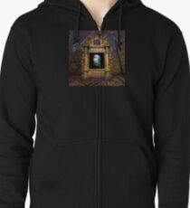 Of Stardust and Transcendence Zipped Hoodie