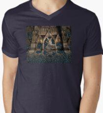 Eros and Psyche V-Neck T-Shirt