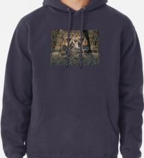 Eros and Psyche Pullover Hoodie