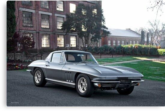 1965 Corvette C2 Stingray by DaveKoontz