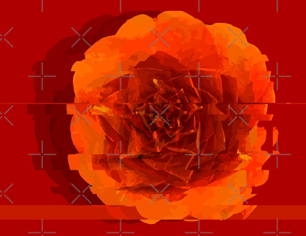 A Rose by any other Glitch by quantumsheep