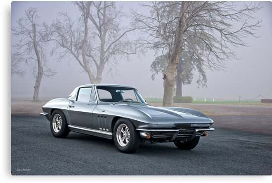 1965 Corvette C2 Stingray I by DaveKoontz
