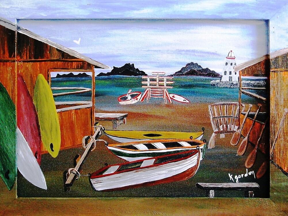 It's all good here......... by WhiteDove Studio kj gordon