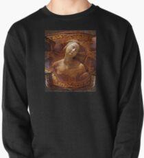 Maiden of the Shield Pullover Sweatshirt