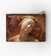 Maiden of the Shield Zipper Pouch