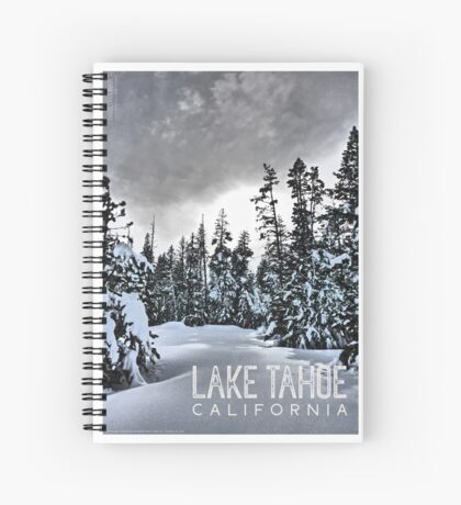 Washoe Meadows State Park Spiral Notebook