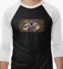 Journey through the Continuum Baseball ¾ Sleeve T-Shirt