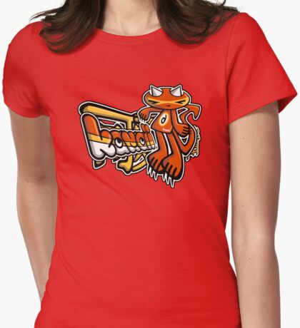 Demon Mascot Tag T-Shirt