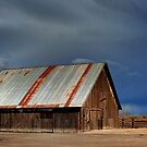 Country Barn by Floyd Hopper