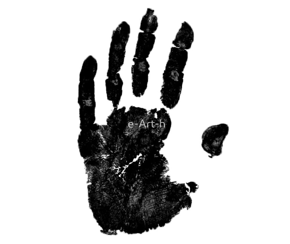 Hand by e-Art-h