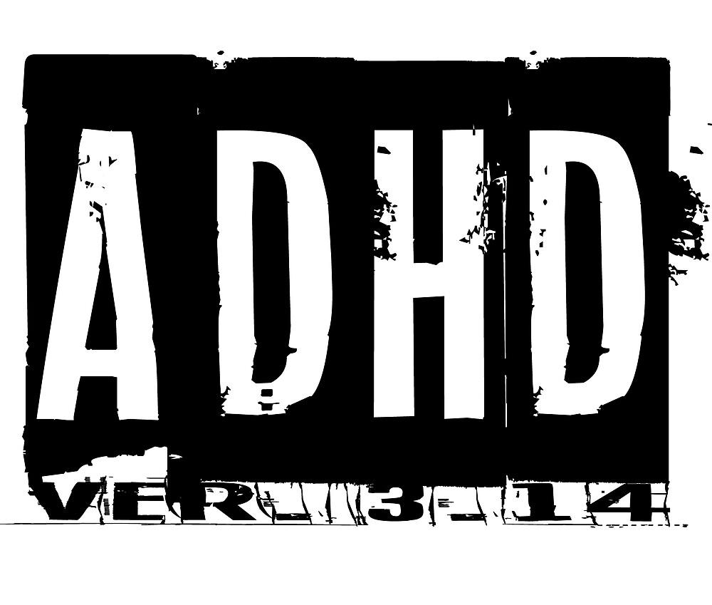 ADHD (Predominantly Inattentive) (3.14) by SeraphyX