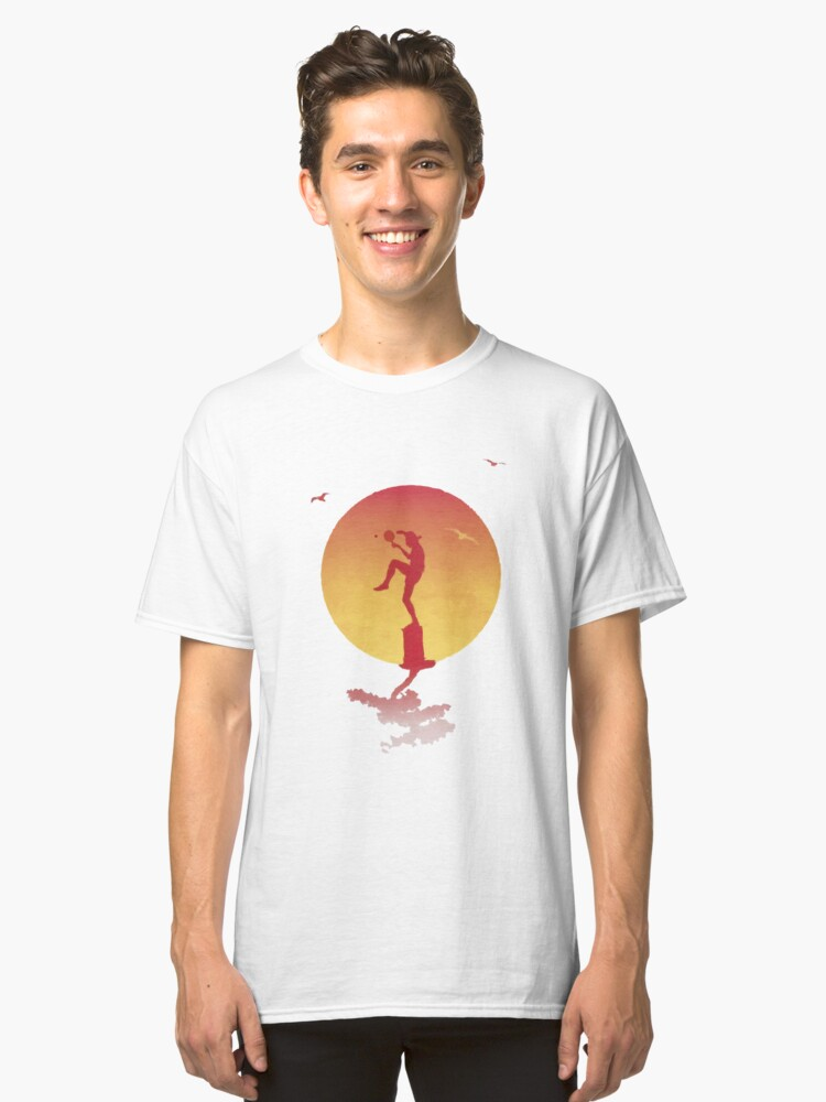 PingPong Kid Classic T-Shirt Front