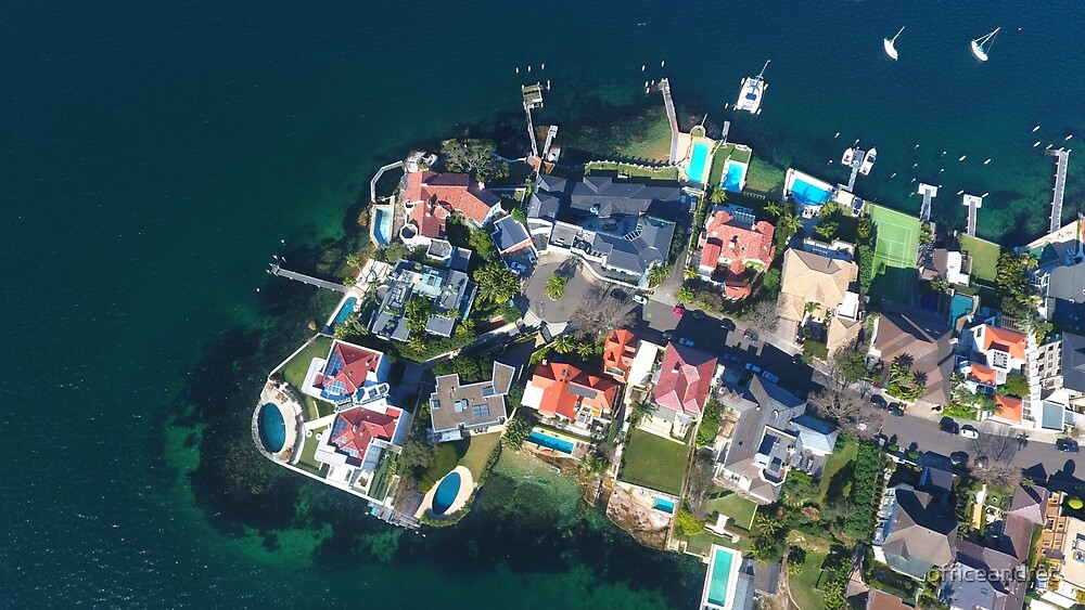 Australia - homes  by officeandrec