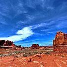 Moab, Utah by ikshvaku