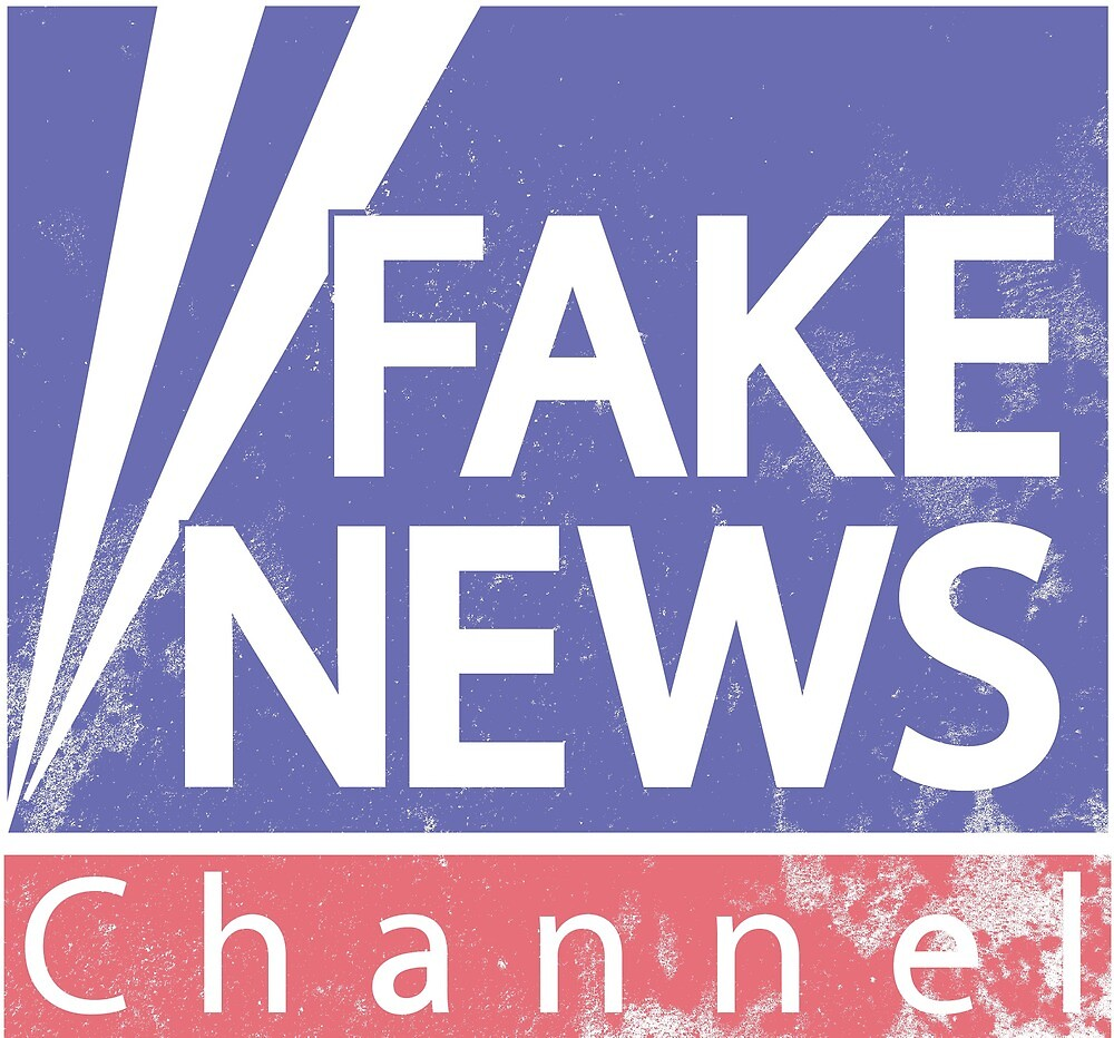 Fake News Channel Logo by OGjimbo