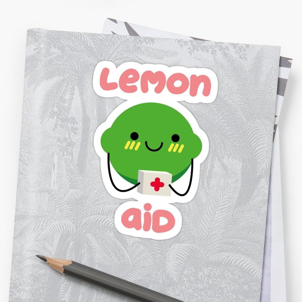 Fresh Lemon-aid by Dark-Heroine