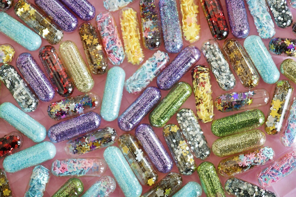Colorful Pills by ColorsOfAutumn