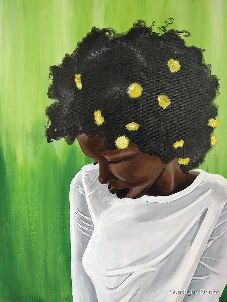 Dandelion by CurlyPainter