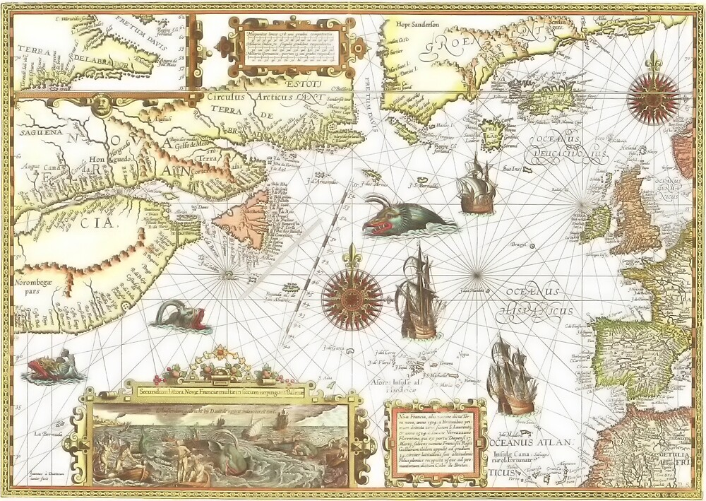 Historical map by franceslewis