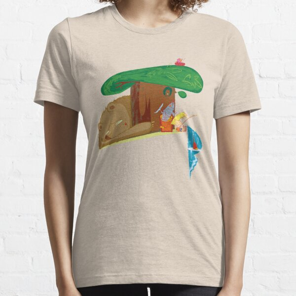 The Trout Thief. Essential T-Shirt