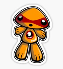 Junior Mascot Sticker
