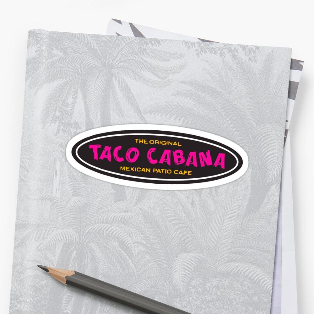 Taco Cabana Logo by notional