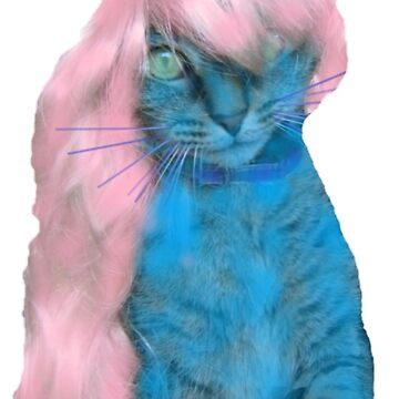 Fierce Kitty by CoolioGoldshoe