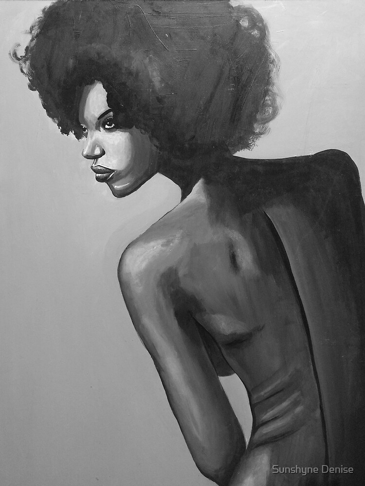 Grayscale by CurlyPainter