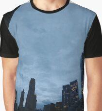 Skyline, Dark flower, #skyline, #Dark, #Flower, #DarkFlower Graphic T-Shirt