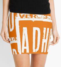 ADHD - Predominantly Inattentive (3.14) Long Mini Skirt