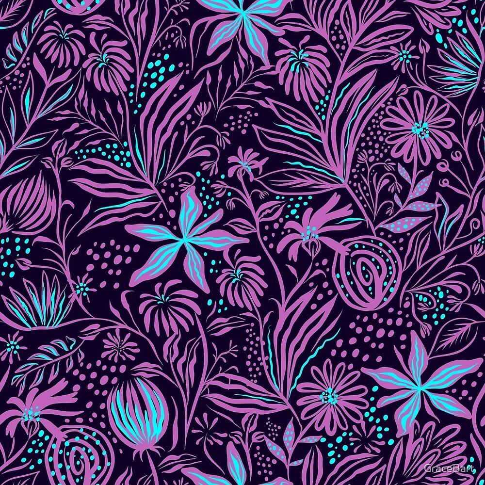 Native Flowers by GraceBart