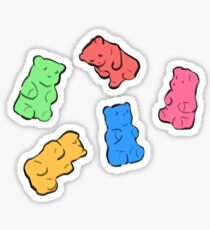 Gummy Bears Sticker