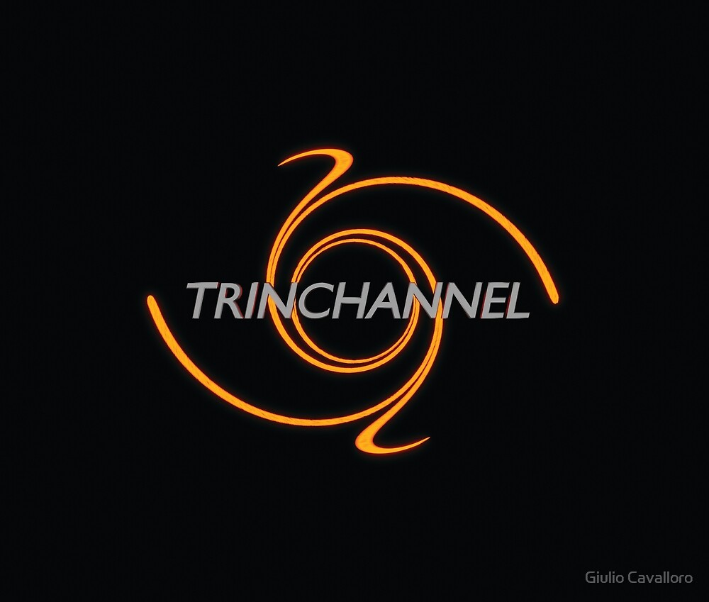 New Trinchannel logo 2018-2019 by Giulio Cavalloro
