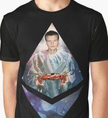 Heavenly Vitalik Ethereum Icon Graphic T-Shirt