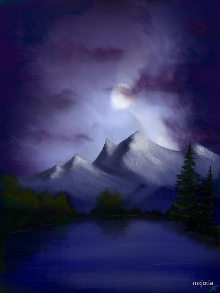 Mountains by mxjoda