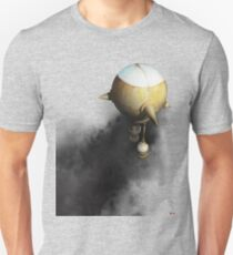 Giant in the sky. Unisex T-Shirt