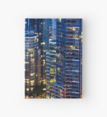 Downtown Robson Vancouver Hardcover Journal