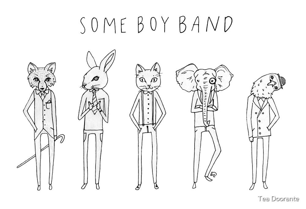 Some Boy Band by Tea Doorante