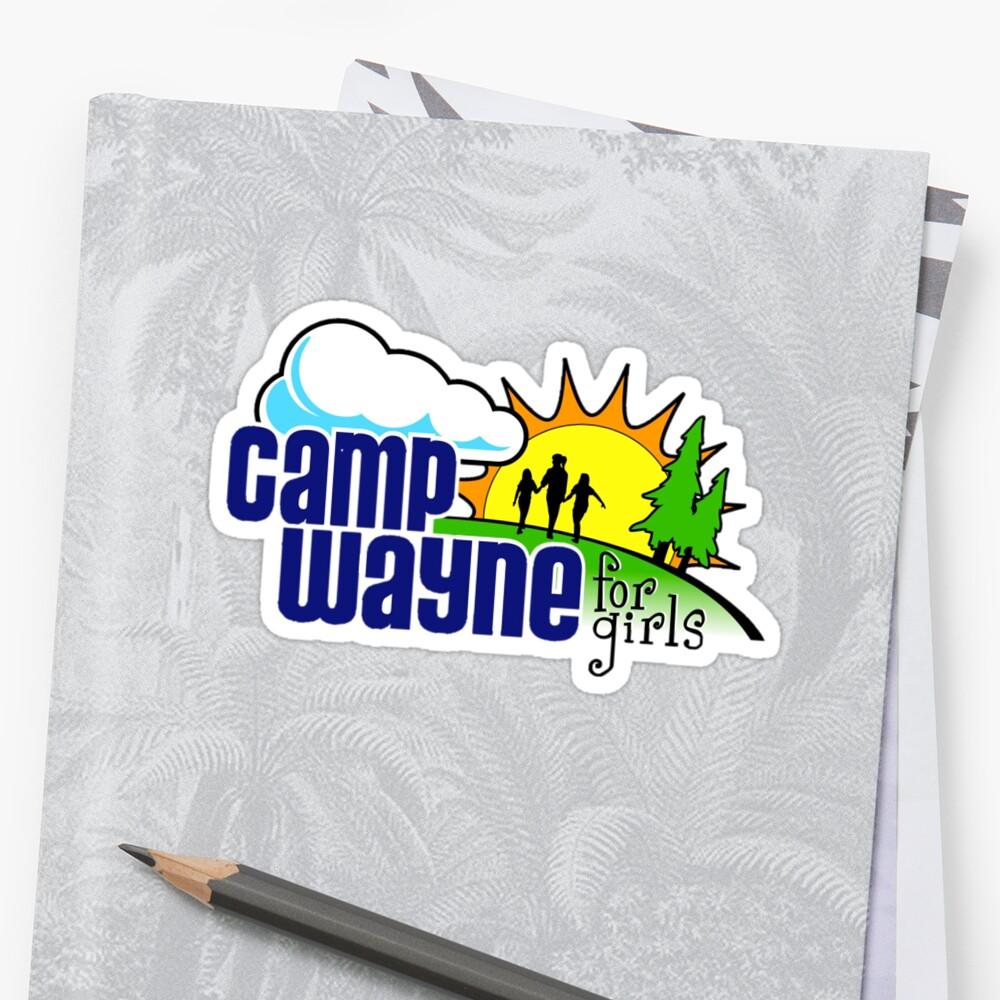 Camp Wayne for Girls by Drew Sandler